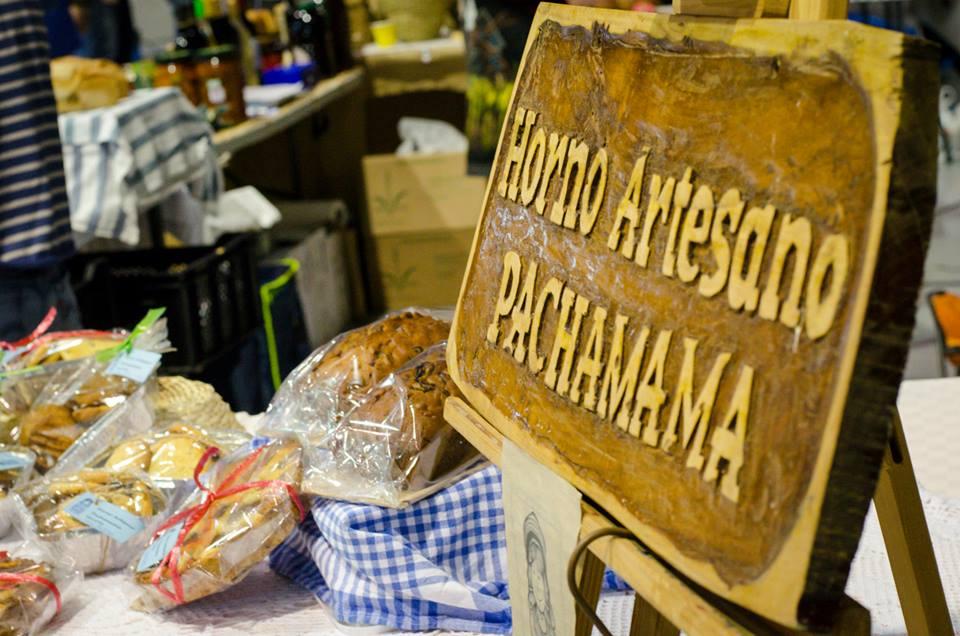 Pachamama, horno de pan